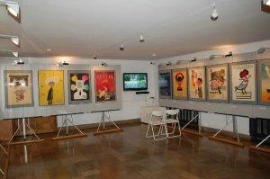 Музей карикатуры в Варшаве